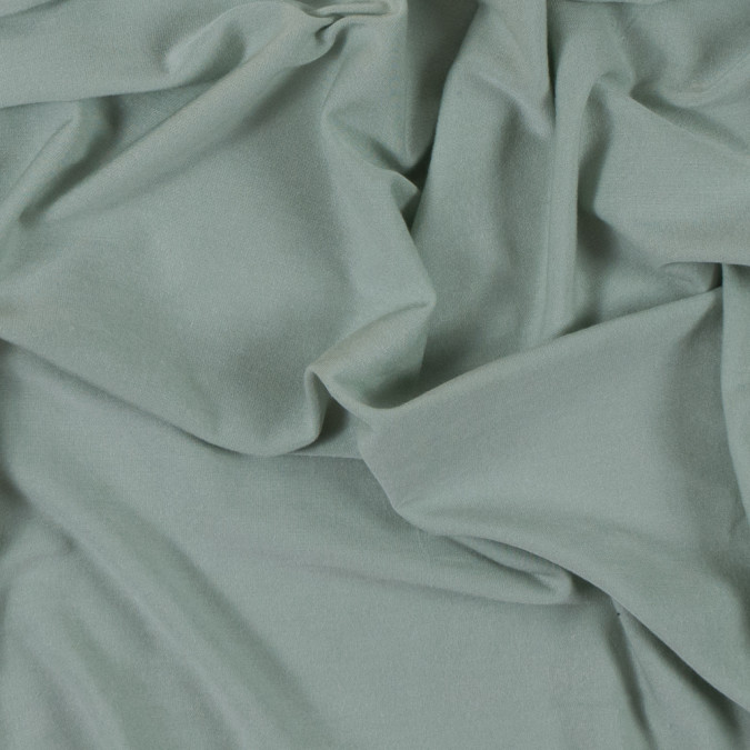 pale green stretch rayon jersey 315876 11