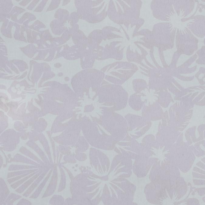 pale lavender floral crepe 317541 11