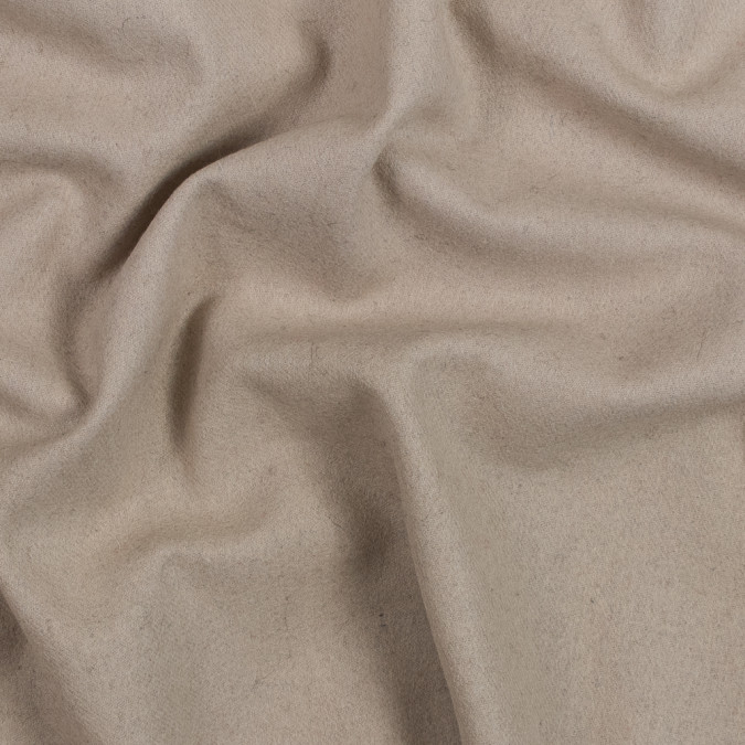 pale pink twill wool coating 317218 11