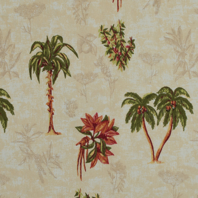 palm tree printed canvas 115899 11