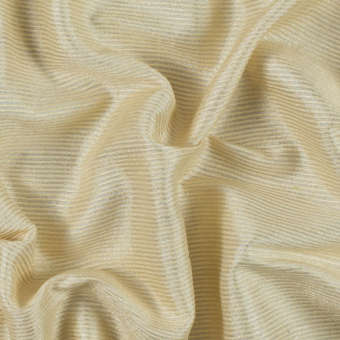 parsnip yellow ribbed rayon woven 313382 11