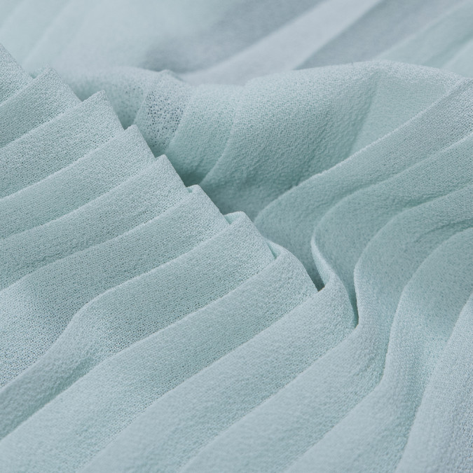 pastel blue accordion pleated chiffon 314076 11