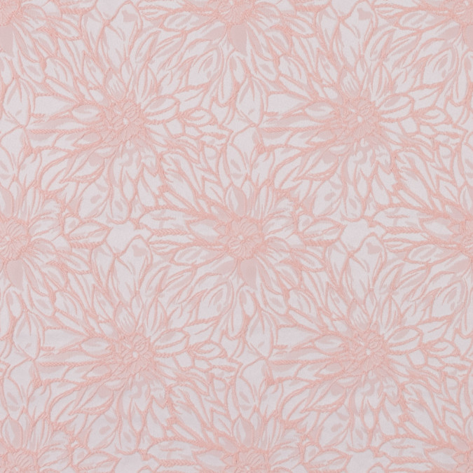 peach 3d floral jacquard 316037 11
