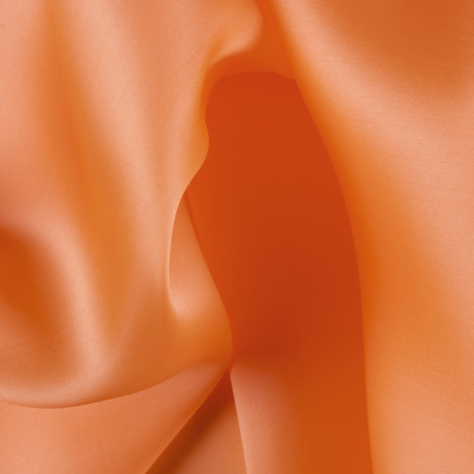 peach fuzz silk satin face organza pv4000 165 11