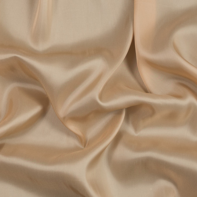 peach satin faced silk organza 319670 11