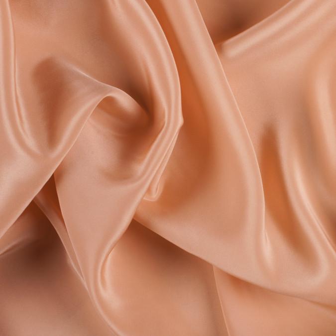 peach silk crepe de chine pv1200 164 11