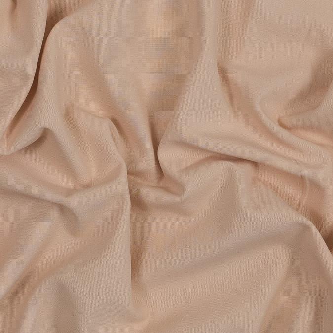peach stretch cotton woven 319067 11