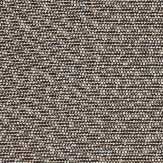 pebble white and black textural linen blended woven fc26220 11