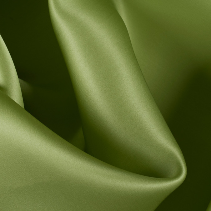peridot silk satin face organza pv4000 139 11