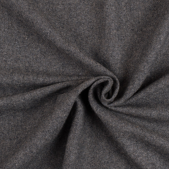pewter blended wool coating 308603 11