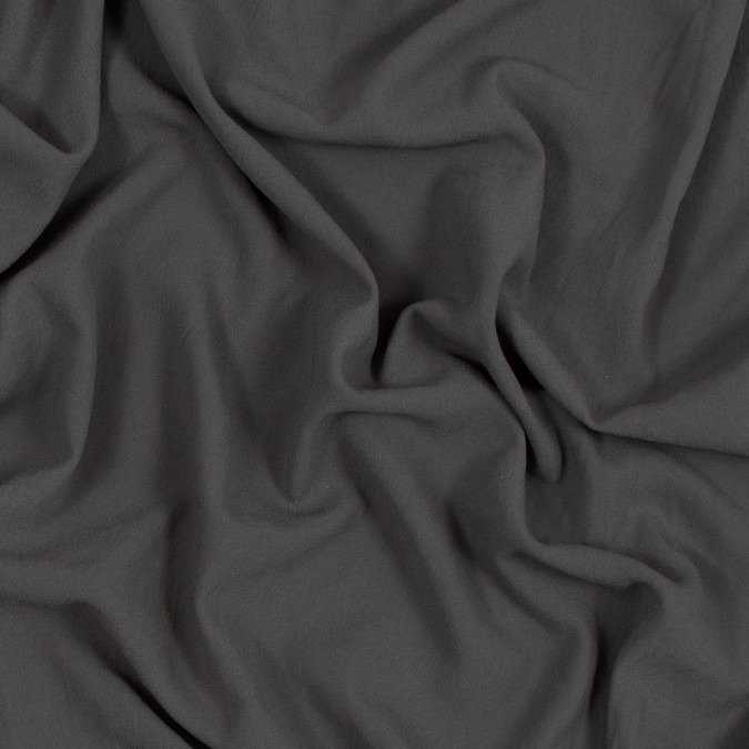 pewter stretch polyester crepe 318477 11