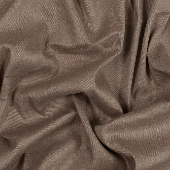 pheasant brown blended linen twill 315964 11