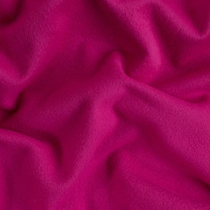 phillip lim fuchsia red stretch fleece 309844 11