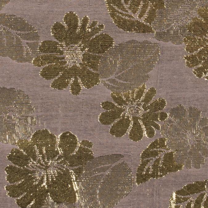 phillip lim metallic gold taupe floral jacquard 309848 11