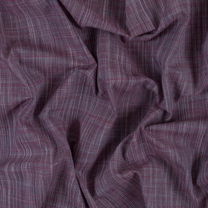 phlox pink textural gauzy cotton woven 310762 11