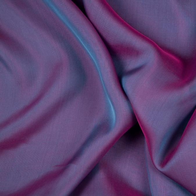 pink and blue silk iridescent chiffon fsisc 18570 11