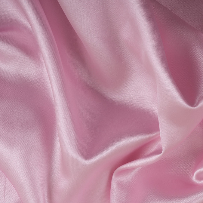 pink solid polyester satin 303328 11