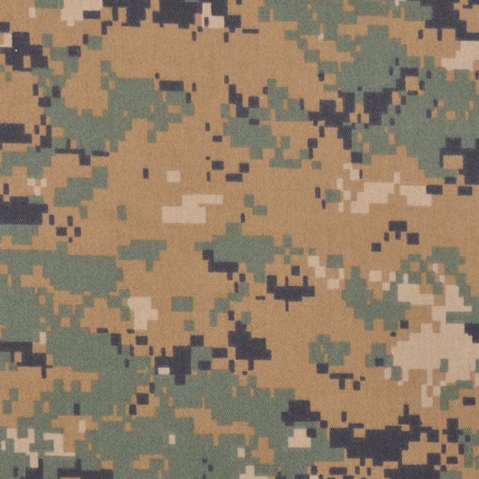 pixelated camo cotton canvas fc13740 11