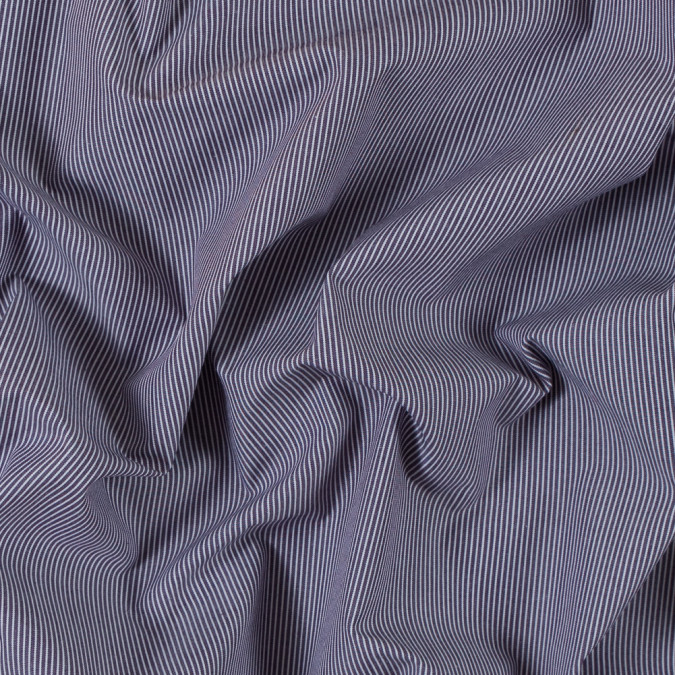plum and white striped cotton shirting 315816 11