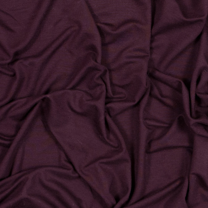 plum stretch rayon jersey 318462 11