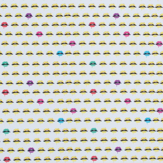 pop art lips uv protective compression tricot with aloe vera microcapsules 316875 11