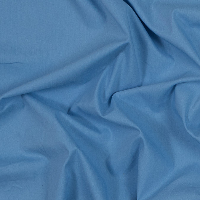 powder blue stretch cotton shirting 318572 11