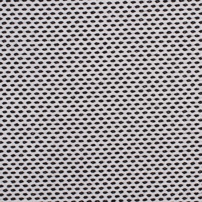 prabal gurung black white polka dotted acrylic woven 308533 11