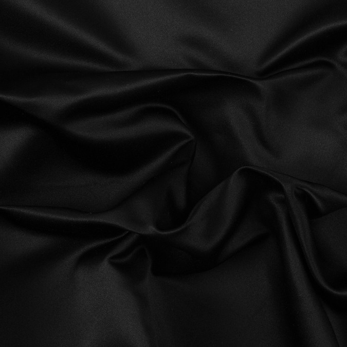 premier black 100 silk double face duchesse satin 308388 11