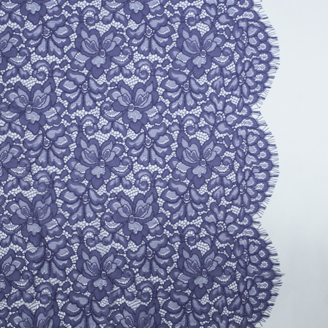 purple floral re embroidered lace panel 316069 11