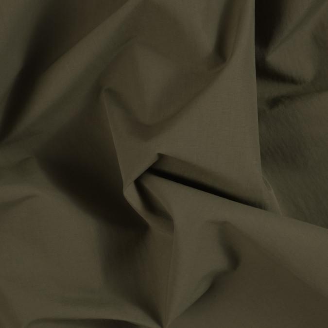 rag and bone oil green crisp polyester woven 310182 11