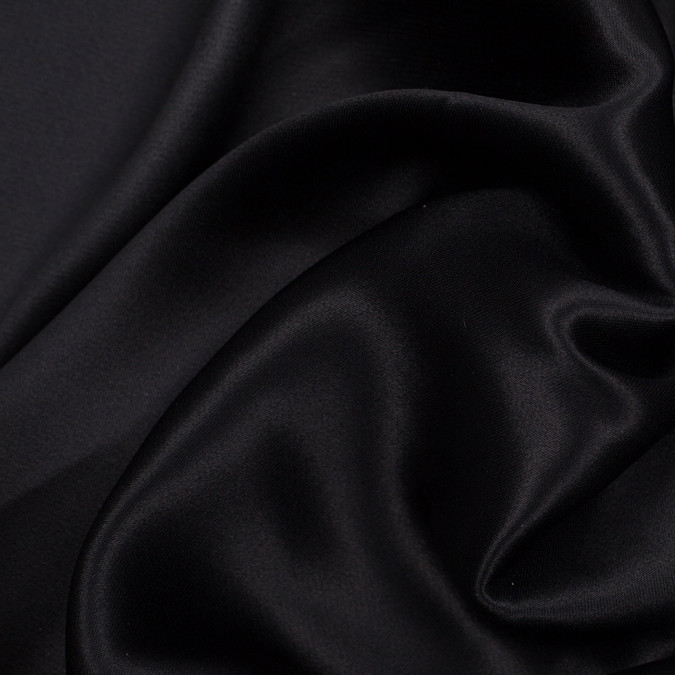 ralph lauren black silk crepe back satin 305823 11
