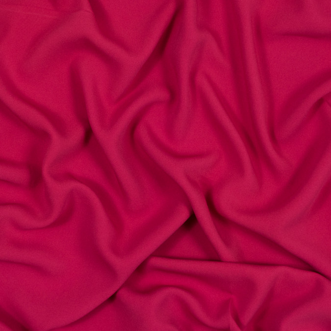 raspberry stretch crepe 318455 11