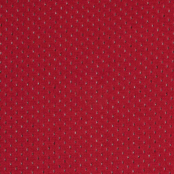 red 100 denier polyester athletic mesh 309003 11