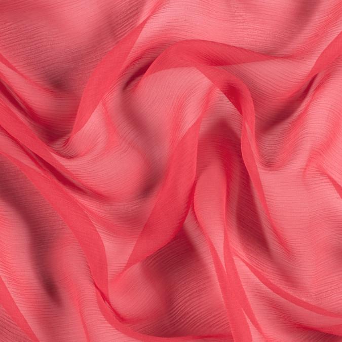 red silk crinkled chiffon pv5100 167 11