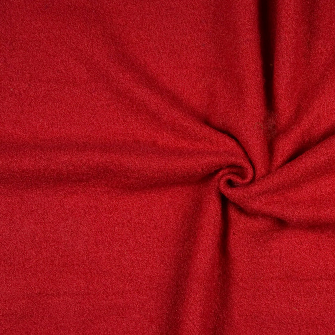 red solid boiled wool fr18583 11