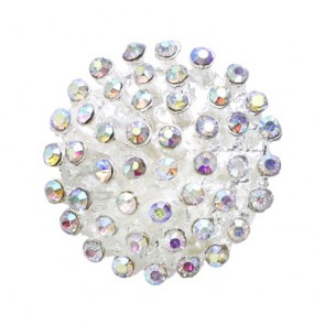 rhinestone button 120201