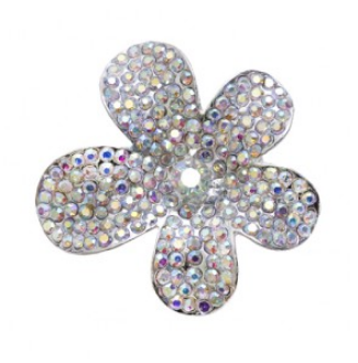 rhinestone button 120208