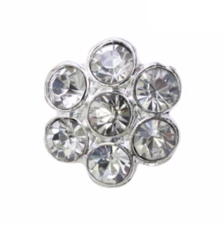 rhinestone button 120214