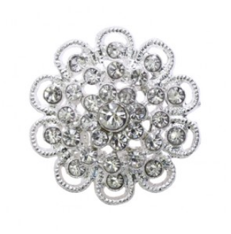 rhinestone button 120217