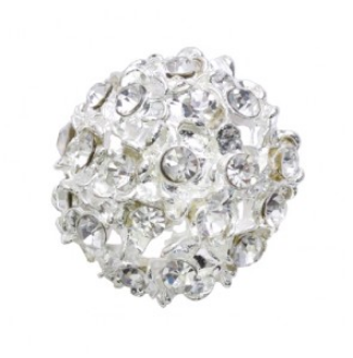 rhinestone button 120220