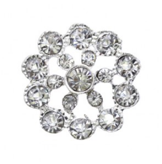 rhinestone button 120222