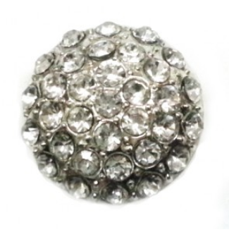 rhinestone button 120225