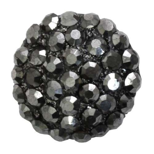 rhinestone button 120228