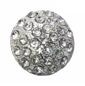 rhinestone button 120233