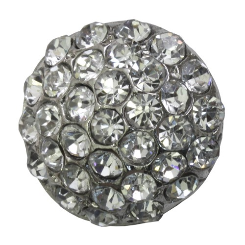 rhinestone button 120234