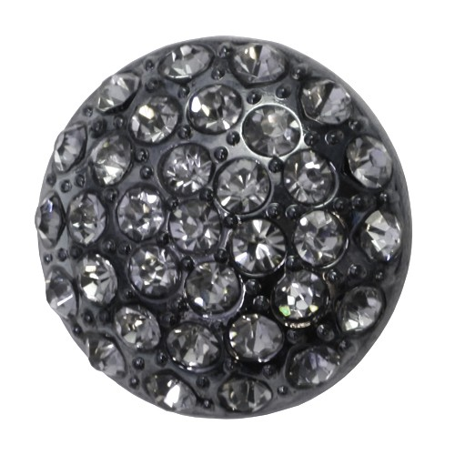rhinestone button 120237