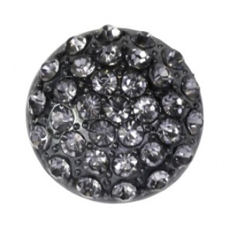 rhinestone button 120238