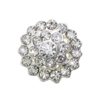 rhinestone button 120241