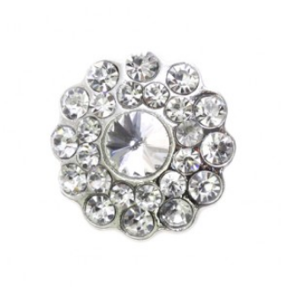 rhinestone button 120246