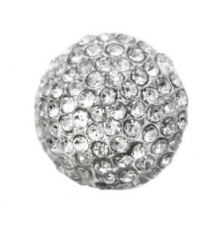 rhinestone button 120250